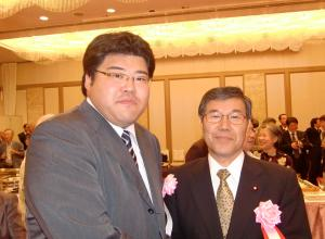 福島みずほ国政報告会20101018中島議員と