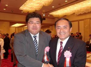 福島みずほ国政報告会20101018吉田議員と