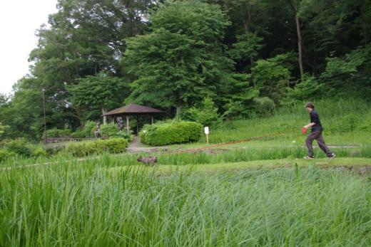 片倉城跡公園2