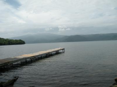 7月25日の屈斜路湖