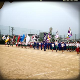 体育祭NO1