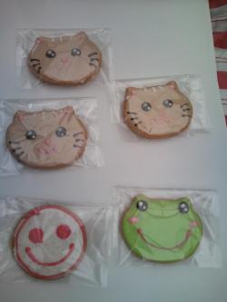 プティコションさんクッキー