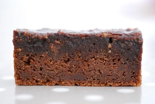 くるみのチョコケーキ
