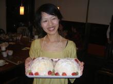 阿部さんとおっぱいケーキ