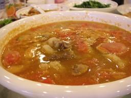 スープですね。