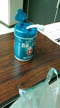 がくちょうのたわごと ~熊野吹奏楽団~-インフルエンザ対策