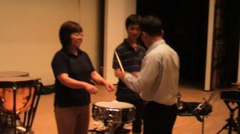 がくちょうのたわごと ~熊野吹奏楽団~-レッスン