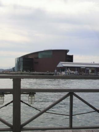 がくちょうのたわごと ~熊野吹奏楽団~-海響館