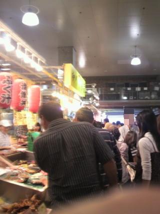 がくちょうのたわごと ~熊野吹奏楽団~-唐戸市場