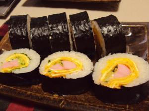 太巻き 魚肉