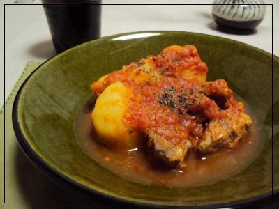 トマト煮 2