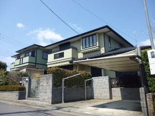 水戸市けやき台 中古住宅 2