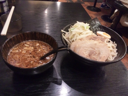 水戸 元吉田 麺屋荒井2