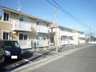 水戸市 栗崎町 グラシアス(外観)