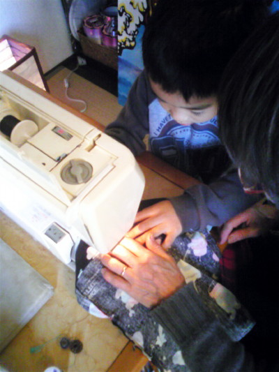 handmade yuuki 2