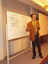 岡山で講演2
