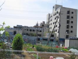 旧厚木恵心病院の建物