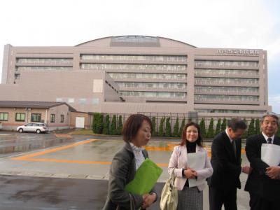 八戸市民病院外観
