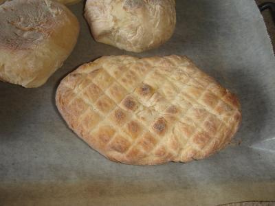 大谷石窯パン1号