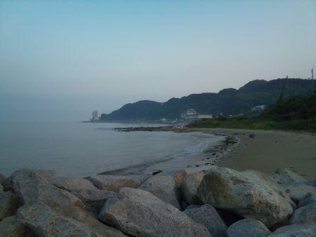 海水浴メインの観光地