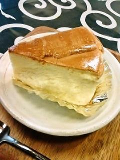 喜多亭のチーズケーキ2