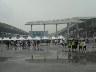 仁川アジア大会の主競技場