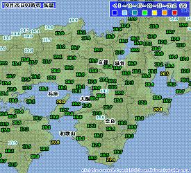気温 201010260300-00