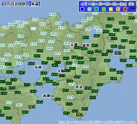 気温 201010260600-00