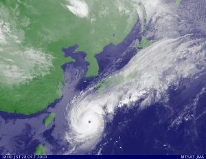 気象衛星 201010281800-00
