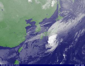 気象衛星 201010300600-00