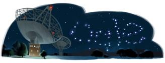 Cliroパークス電波天文台50周年記念