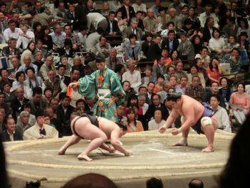 お相撲その2