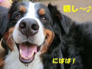 嬉しいの~!!