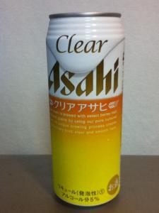 clear Asahi01