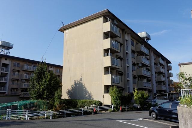 奈良市営二名住宅2号棟