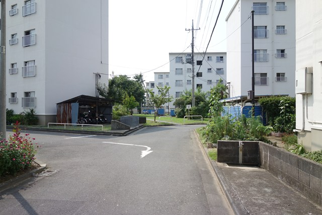 都営日野新井アパート