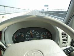Skip運転 帰り道 高速80km
