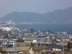 津田の松原 遠景1