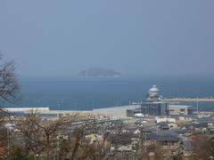 津田の松原 遠景2