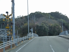 やす 稼動橋