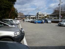 高知公園駐車場1