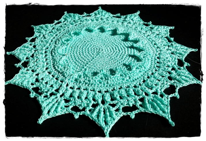 99 Little Doilies by Patricia Kristoffersen