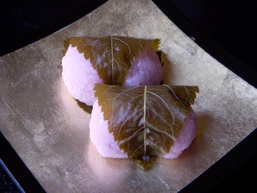 桜餅2012-5