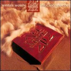 ALL ABOUT EVE「Winter Words - Hits And Rareties」(1)