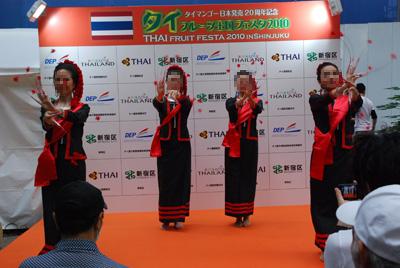 タイ舞踊3
