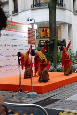 タイ舞踊4
