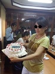 2014 誕生日