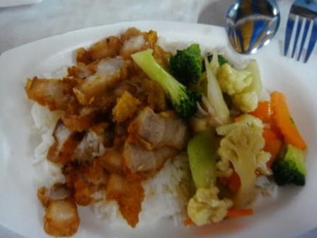 ぶっかけご飯1