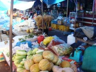 サラワン市場
