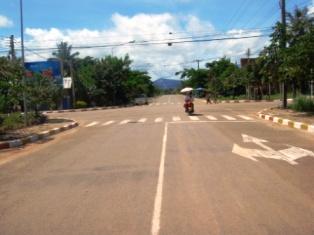 サラワン道路